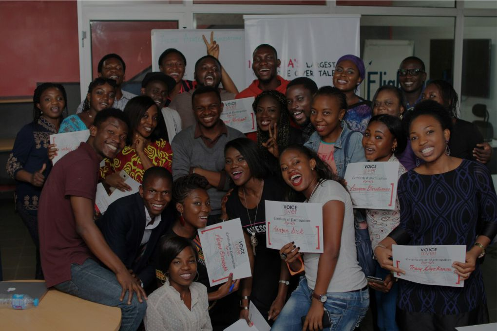 The 14th set of the Voice over Academy have graduated from the voice learning institution.